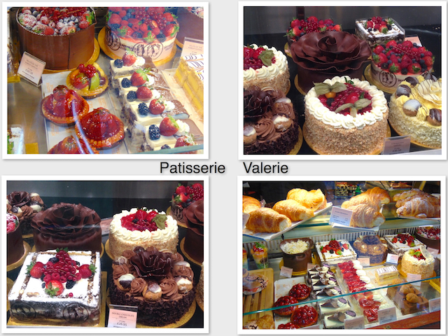 Caffe Concerto Cakes Bluewater